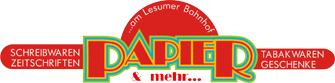 Logo von Papier & Mehr …